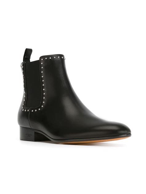 Sports Styles Womens Boots Givenchy Studded Chelsea Boots