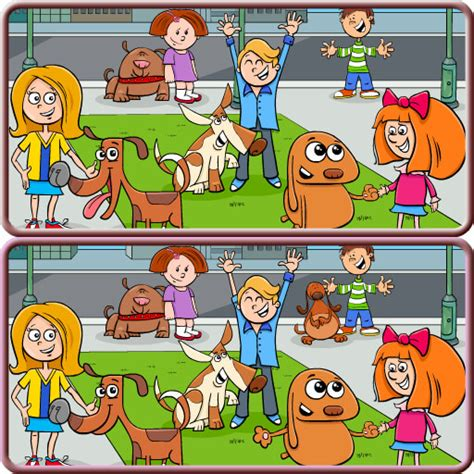 Spot The Difference Play Free Online Games on Online