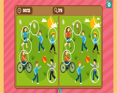 Spot the Difference PrimaryGames Play Free Online Games