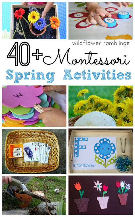 Spring Theme and activities Educatall