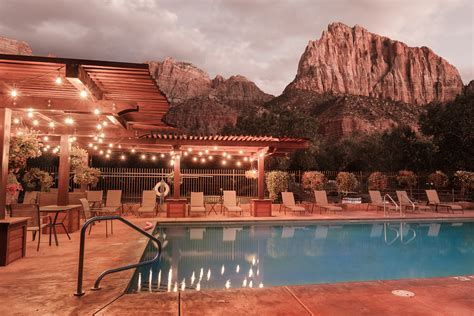 Springdale Hotel Suites Cable Mountain Lodge at Zion