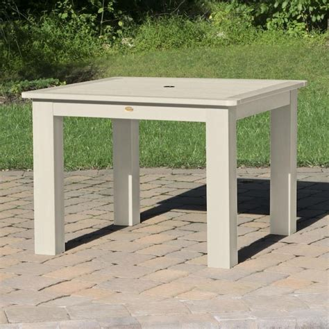 Square Outdoor Dining Tables Lowe s Canada