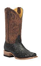 Square Toe Ostrich Alligator Snakeskin Boots Cavender s