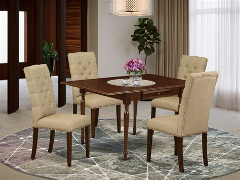 Square tables table leaf Dining Room Furniture Bizrate