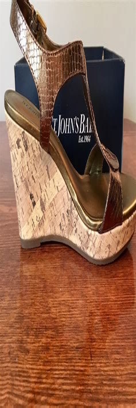 St John s Bay Shoes Heeled Boots on Poshmark