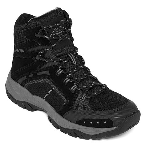 St John s Bay Widget Mens Lace Up Hiking Boots JCPenney