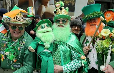 St Patrick s Day 2017 How to celebrate the Patron Saint