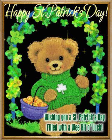 St Patrick s Day Bit O Fun Cards Free St Patrick s Day