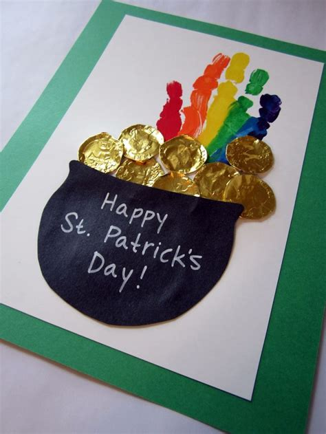 St Patrick s Day Crafts and Children s Activities