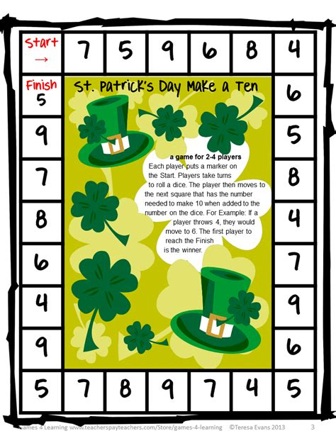St Patrick s Day Games PrimaryGames Play Free Online