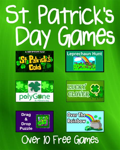 St Patrick s Day PrimaryGames Play Free Online Games
