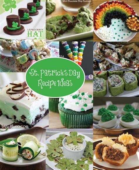 St Patrick s Day Recipes Party Menu Ideas 2017