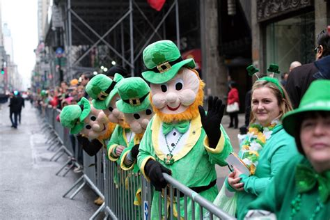 St Patrick s Day Traditions St Patrick s Day HISTORY