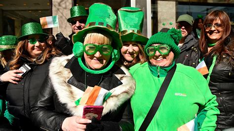St Patrick s Day Why Wear Green A Color s Irish