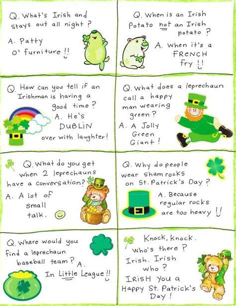 St Patrick s Day printables A to Z Teacher Stuff