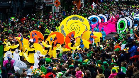 St Patrick s Festival 2017 16th 19th March Dublin