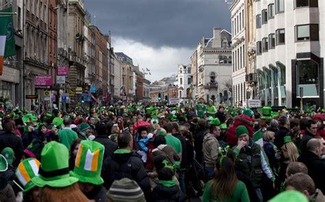 St Patricks Day 2017 Festival in Dublin Ireland London