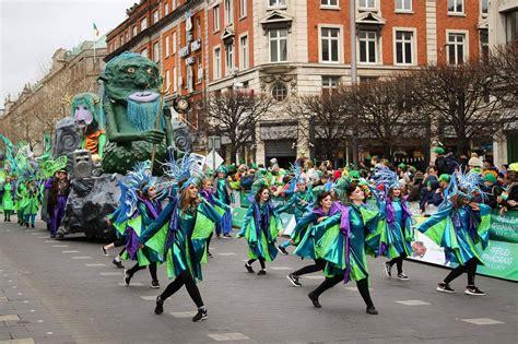 St Patricks Day Parade Irish Heritage Club