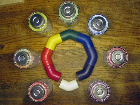 Stain PVC Pipe Any Color You Like Make