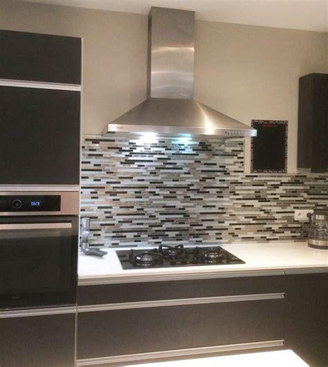 Stainless Steel Backsplash How To Eden Mosaic Tile