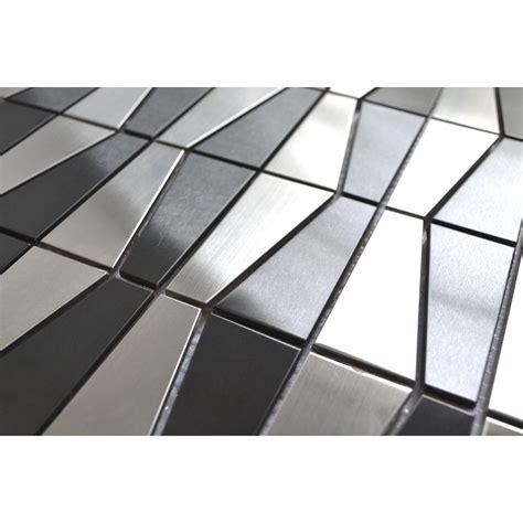 Stainless Steel Eden Mosaic Tile