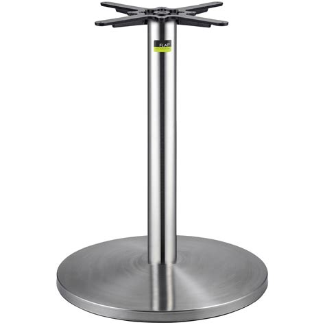 Stainless Steel Table Base Price List Squares Rounds