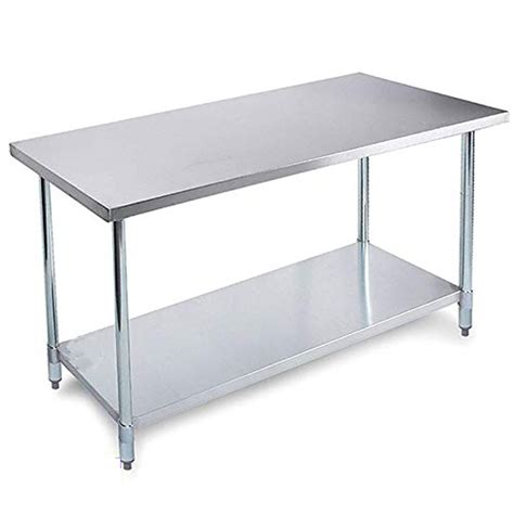 Stainless Steel Work Table Food and Prep Tables