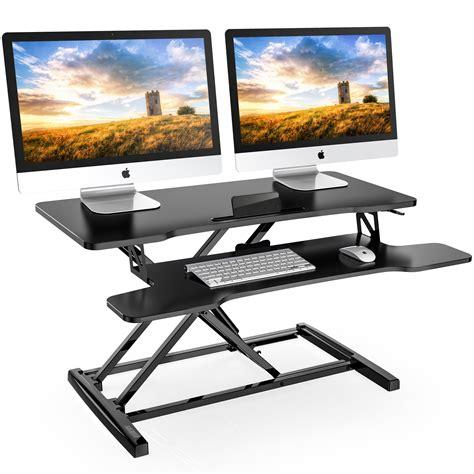 Standing Desks Stand Up Adjustable Height Desks Quill