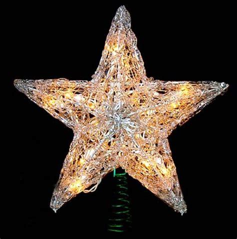 Star Christmas Tree Lights