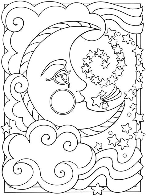 Star Coloring Pages Free Printable Coloring Pages