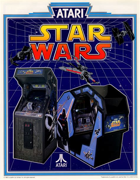 Star Wars 1983 video game Wikipedia
