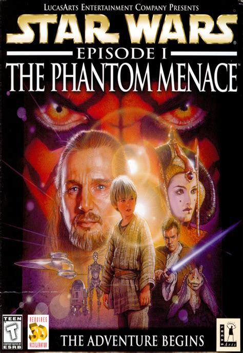 Star Wars Episode I The Phantom Menace Wookieepedia