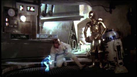 Star Wars Episode IV Trailer original 1977 YouTube