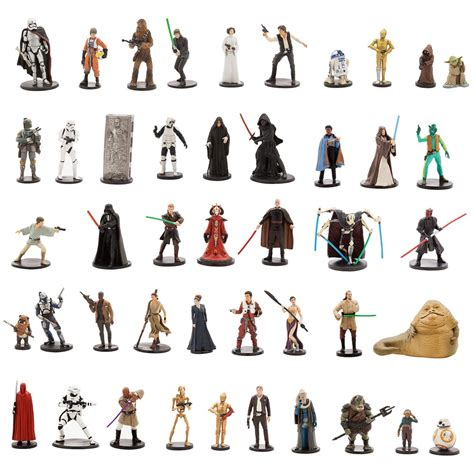 Star Wars Shop Action Figures Collectibles Toys