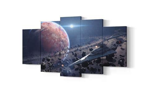 Star wars wall art Etsy