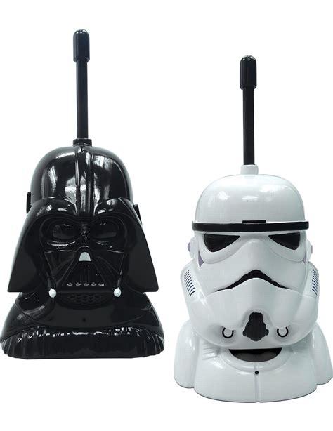 Starwars Walkie Talkies at wilko