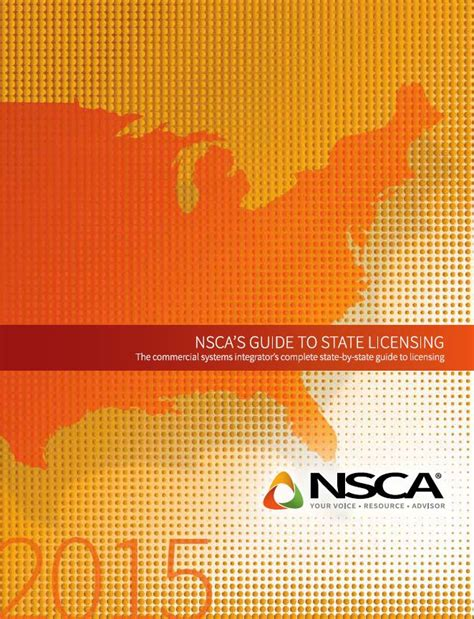 State Low Voltage Licensing