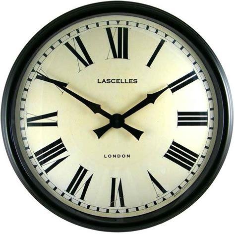 Station Clocks Large Wall Clocks Roger Lascelles Clocks