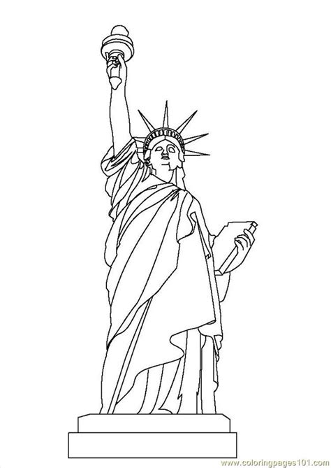 Statue Of Liberty Coloring Pages images on Photobucket