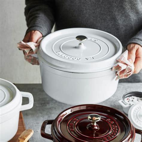 Staub Cookware Cast Iron Pots Pans Sur La Table