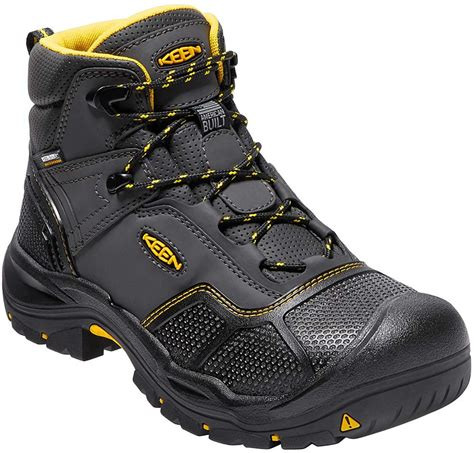 Steel Toe Boots 2BigFeet