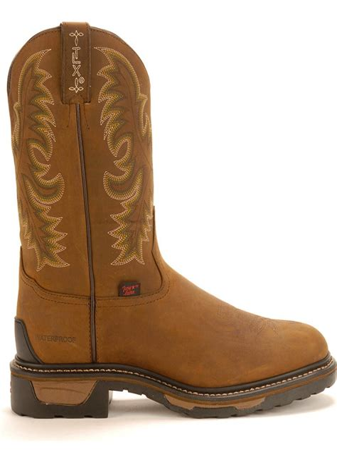 Steel Toe Cowboy Boots Cowboy Work Boots Statelinetack