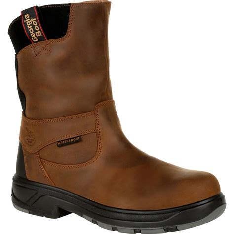 Steel Toe Work Boot Georgia Boot