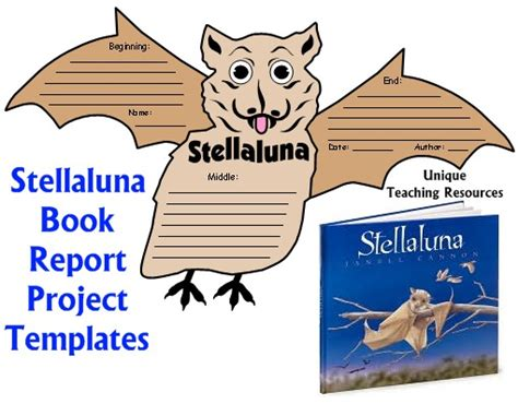 Stellaluna Lesson Plans and Teaching Resources Author