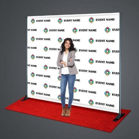 Step and Repeat Banners Red Carpet Banners UPrinting