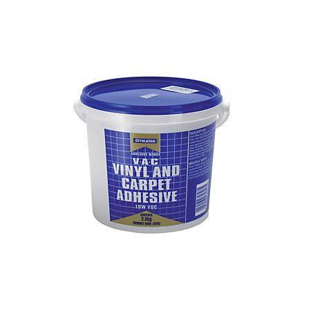 Stikatak Flooring Adhesive 2 5 kg Departments DIY at B Q