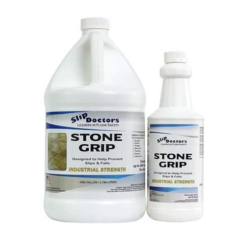 Stone Grip Floor Non Slip Tile and Floor Treatment Quart