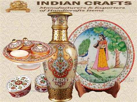Stone Inlay Crafts Marble Inlay Crafts Stone Handicrafts