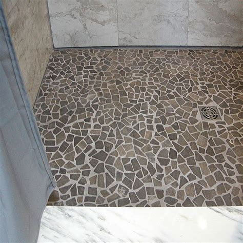 Stone Pebbles Floor Tile Tile Flooring The Tile Shop