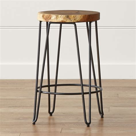 Stools for Your Kitchen Counter or Bar Crate and Barrel
